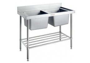 SS06 Double Sink Bench
