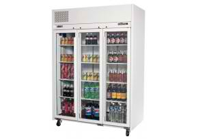 HR3GDCB Williams Upright Refrigerator (3 Doors)