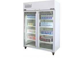 HDS2GDCB Williams Upright Refrigerator (2 Doors)