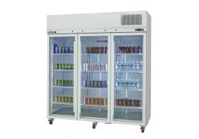 HPS3GDSS Williams Upright Refrigerator (3 Doors)
