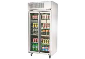 HR2GDSS Williams Upright Refrigerator (2 Doors)