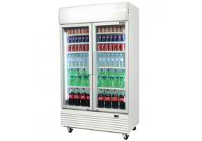 GM1000L LED ECO Bromic Upright Refrigerator (2 Doors)