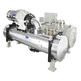 carrier 19xr centrifugal chiller 328x328, Water Cooled Chillers