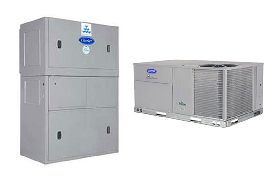 marine packaged units feature
