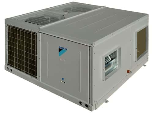 package system daikin, Commercial Packaged AC System
