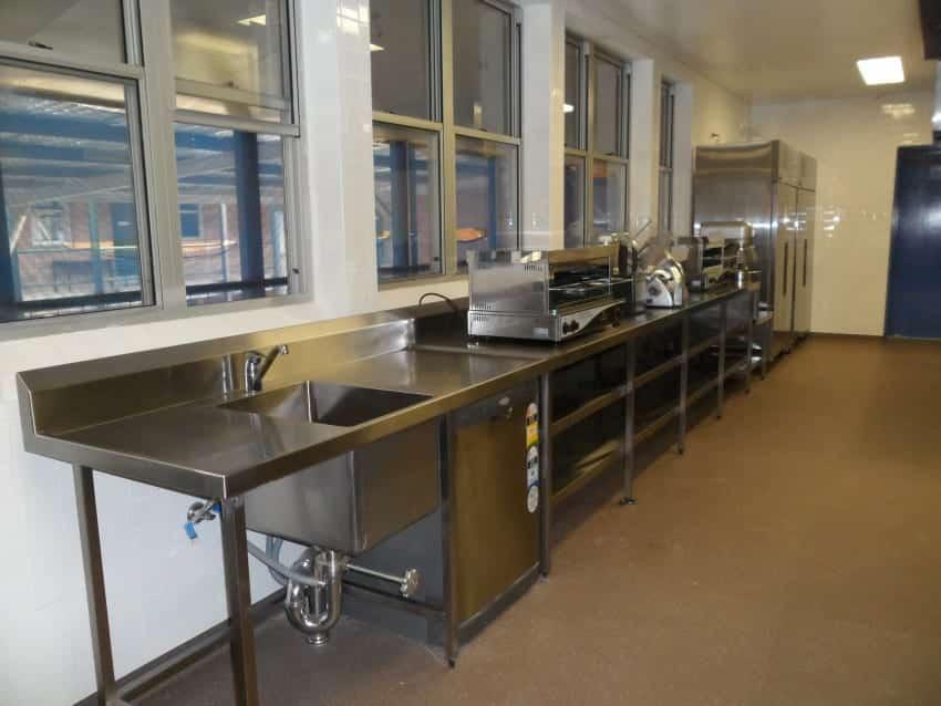 with our industry knowledge of the day to day operations of commercial kitchens
