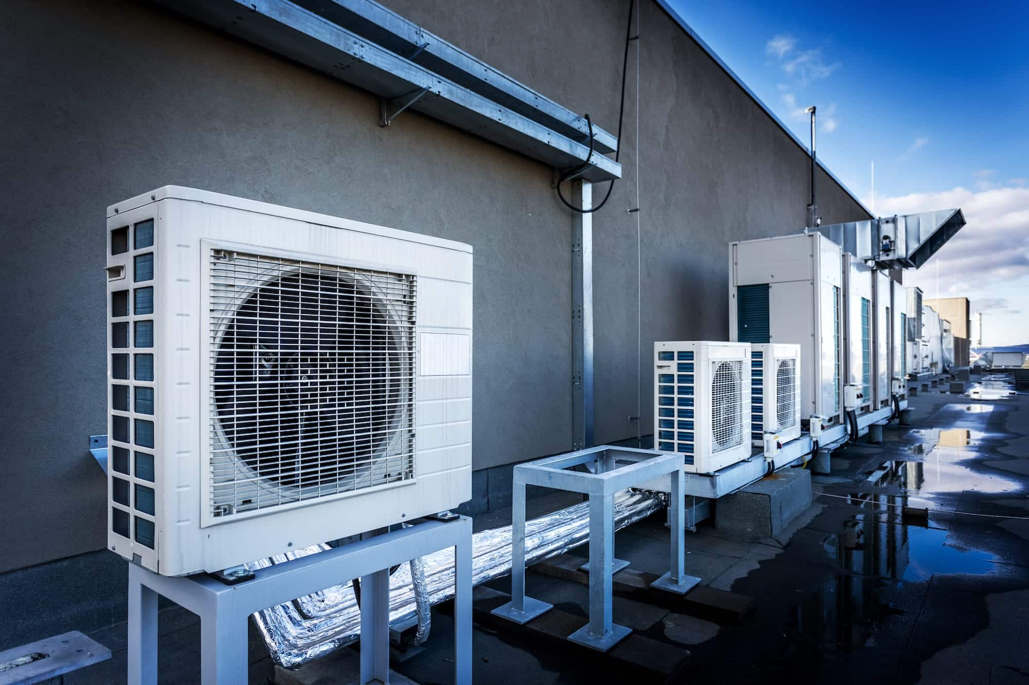 VRV and VRF Systems