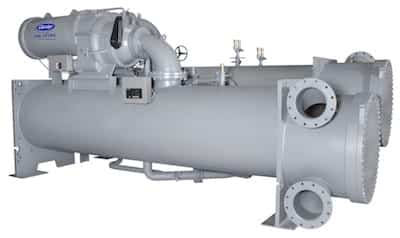 19XRE AquaEdge Two-Stage Centrifugal Chiller