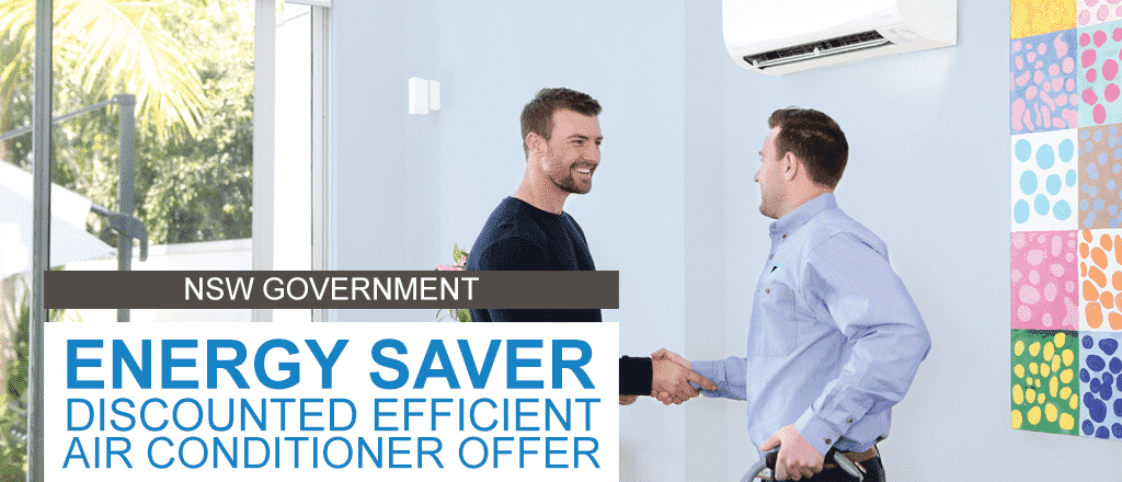 Join the NSW Government Energy Saver Program |