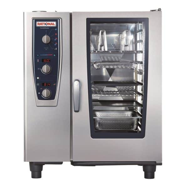 CM101E Rational CombiMaster, 10 Tray Electric Oven
