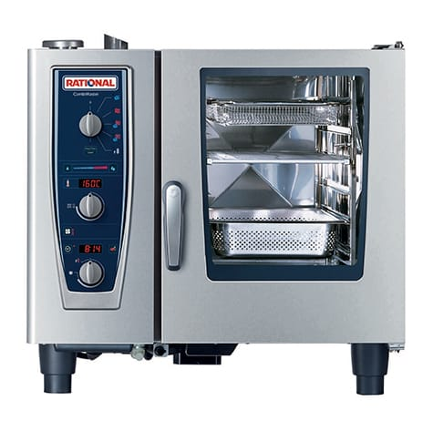 CM61E Rational CombiMaster, 6 Tray Electric Oven