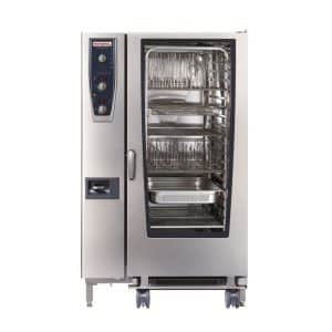 CMP202E Rational CombiMaster Plus, 40 Tray Electric Oven