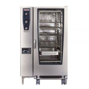 CMP202G-NG Rational CombiMaster Plus, 40 Tray Natural Gas Oven