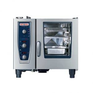 CMP61E Rational CombiMaster Plus, 6 Tray Electric Oven