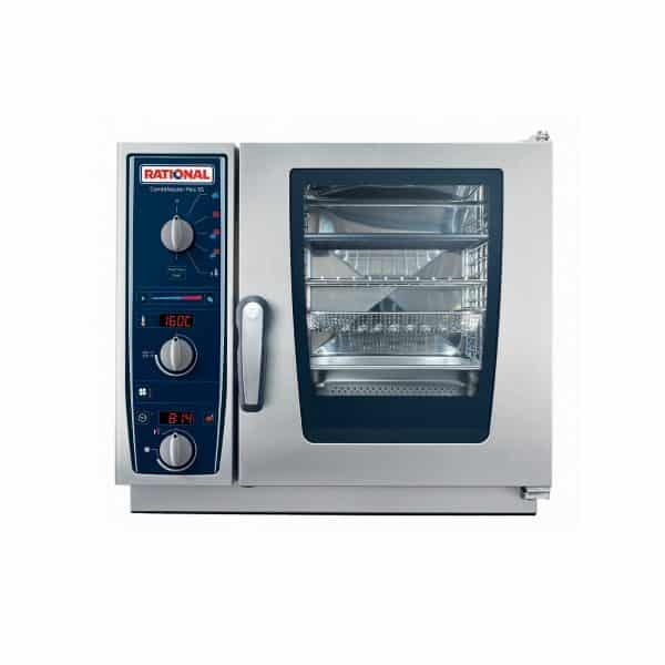 CMP623E Rational CombiMaster Plus, 6 x 2/3 Tray Electric Oven