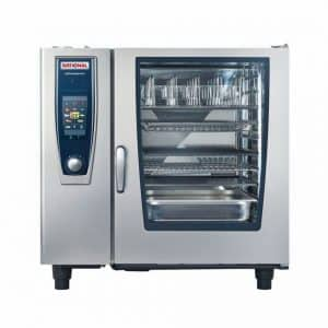 SCC5S102E Rational 20 x 1/1 GN Tray Electric Combi Oven