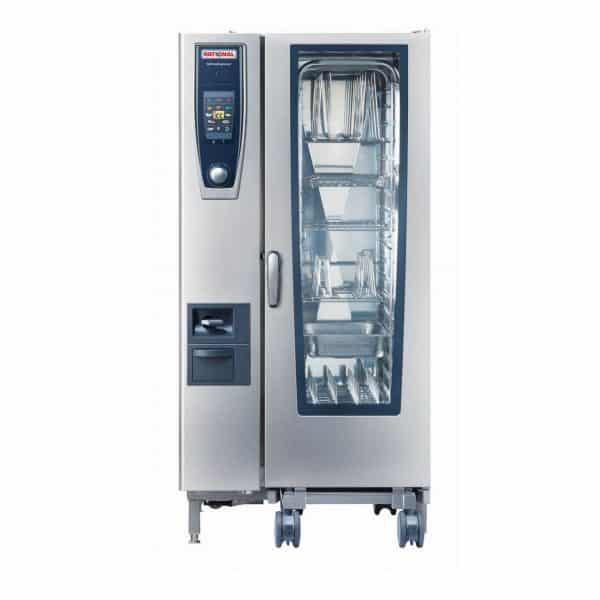 SCC5S201E Rational 20 Tray Electric Combi Oven