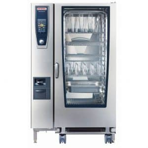 SCC5S202G-NG Rational 40 Tray Gas Combi Oven