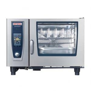 SCC5S62E Rational 12 Tray Electric Combi Oven