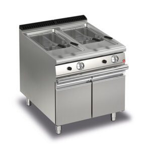 Baron Q70FRI/G815 15+15L Deep Fryer