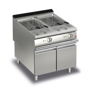 Baron Q90FRI/G820 20+20L Deep Fryer