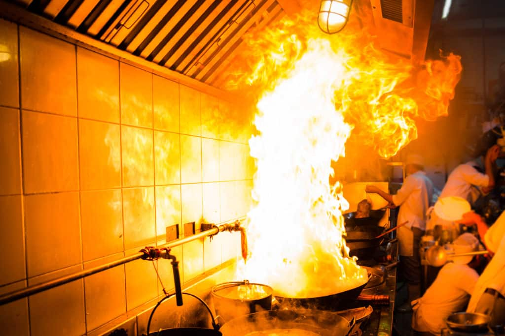 How Does a Commercial Kitchen Exhaust System Work?   Exhaust System
