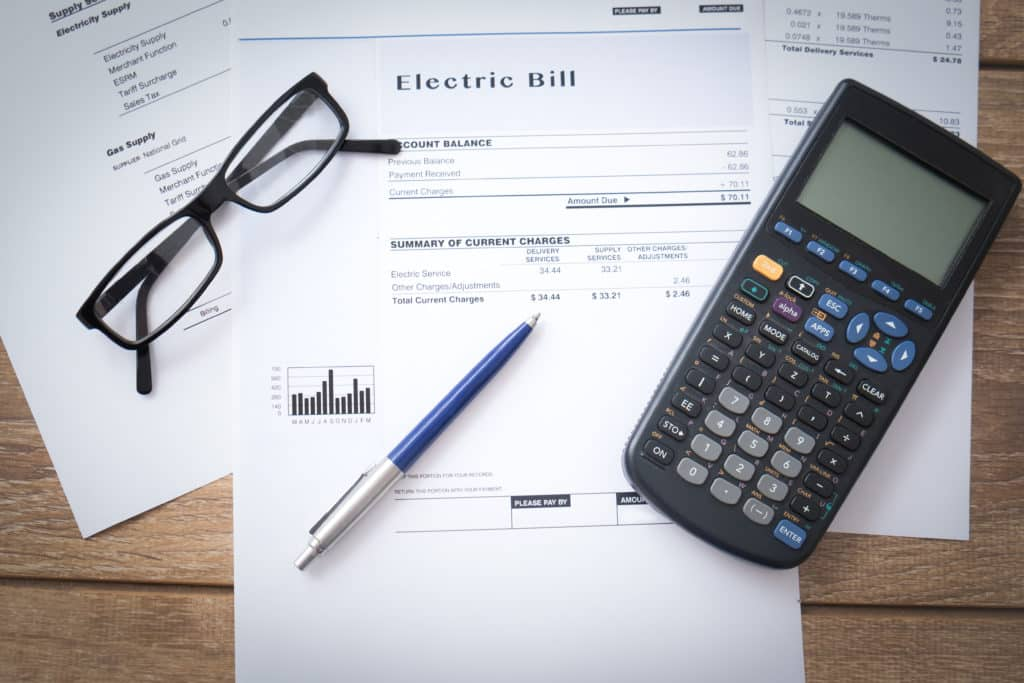 THE INCREASE IN UTILITY BILLS ALREADY BOTHERS YOU