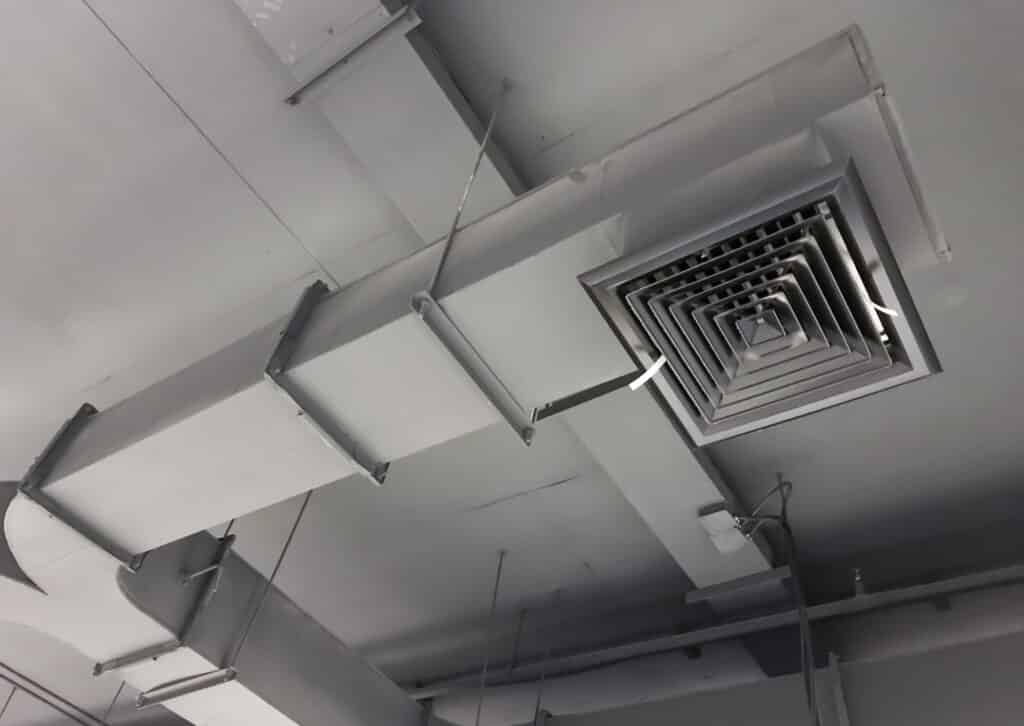 Ducted air conditioning systems - 1
